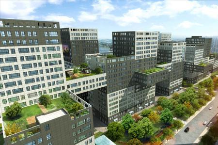 電子城•國際電子總部:推進區域戰略性新興産業創新平臺