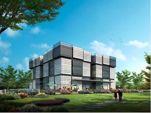 電子城·天津魔方:京津冀一體化産業疏導對接平臺