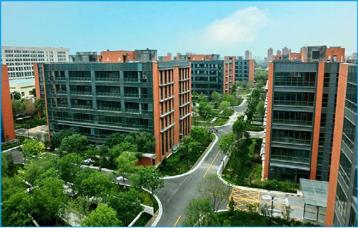 中科雲谷園:打造高新技術企業的綠色生態總部基地
